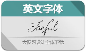 Jarful-Regular(英文字体)