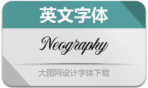 Neography(英文字体)