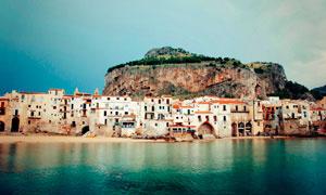 意大利西西里島美景攝影圖片