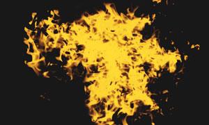 燃烧的火焰和火苗PS笔刷