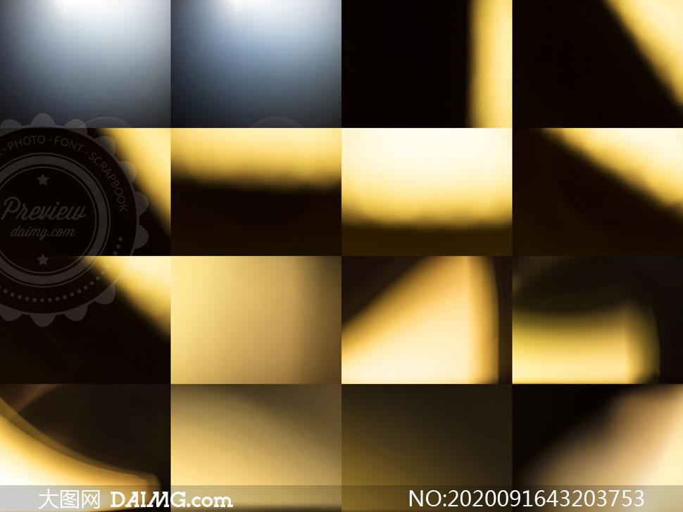 漏光光效元素合成叠加高清图片集V01