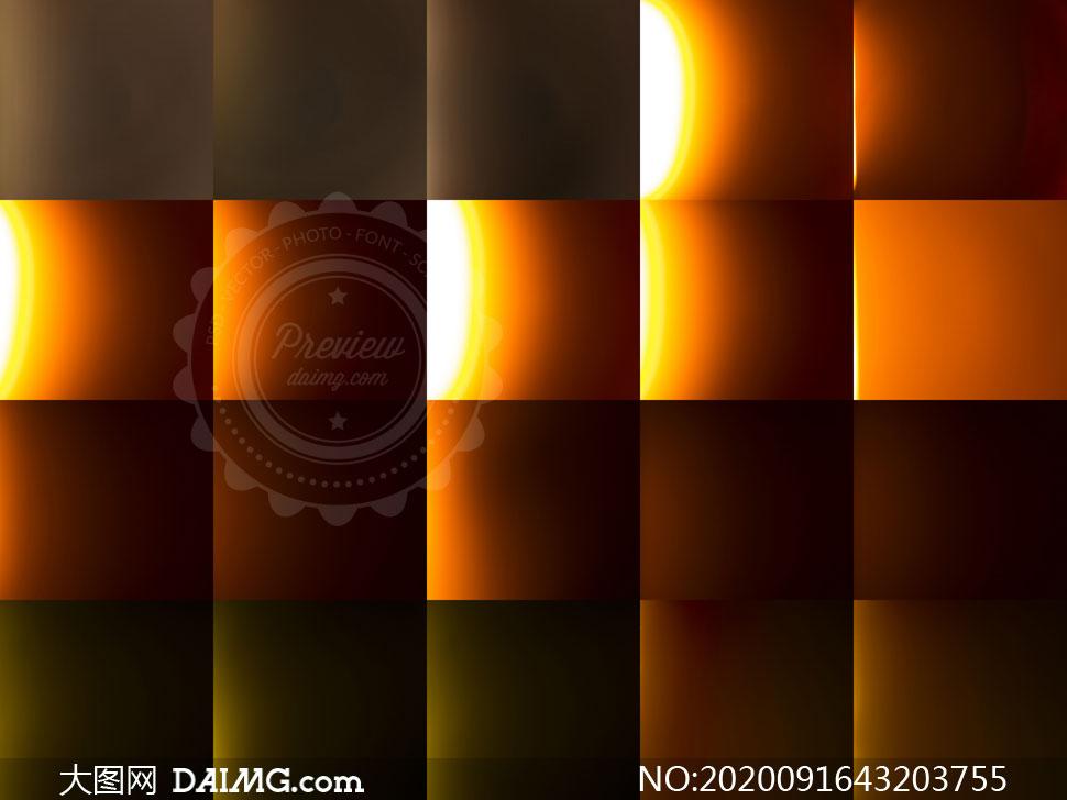 漏光光效元素合成叠加高清图片集V03