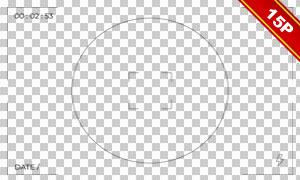相机状态指示主题叠加适用素材集V02