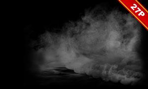 雾气弥漫效果叠加装饰效果高清图片