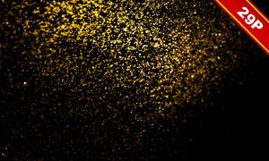 亮闪闪的光斑元素高光高清图片集V08