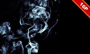 缭绕烟雾后期合成叠加高清图片集V01