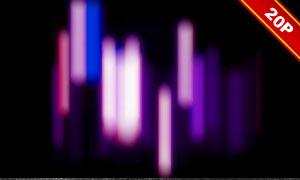 梦幻旖旎光斑高光装饰高清图片素材