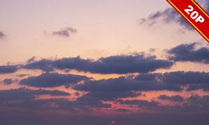 后期合成适用天空云彩高清图片V42