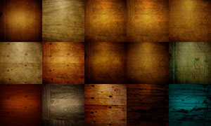 15张颓废的木纹背景图片素材
