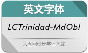LCTrinidad-MediumObl(英文字体)