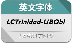 LCTrinidad-UltraBdObl(英文字体)