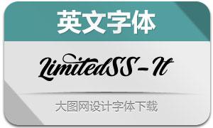 LimitedSoftnessScript-Italic