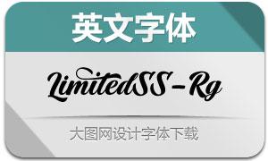 LimitedSoftnessScript(英文字体)