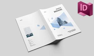 公司介绍与产品推介等画册模板素材
