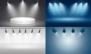 光源光效設計元素主題矢量素材集V39