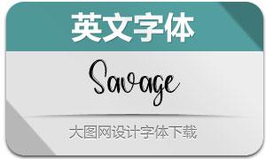 Savage(с╒ндвжСw)