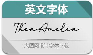 TheaAmelia(с╒ндвжСw)