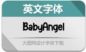 BabyAngel(英文字体)