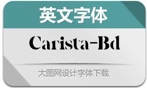 Carista-Bold(英文字体)