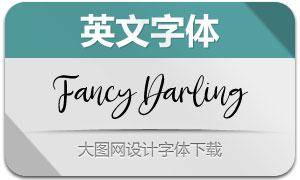 FancyDarling(英文字体)