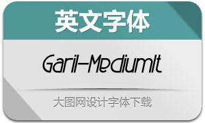 Garil-MediumItalic