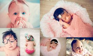 5款新生兒照片柔美暖色效果LR預設