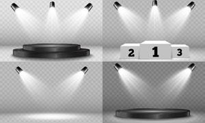 光源光效設計元素主題矢量素材集V49