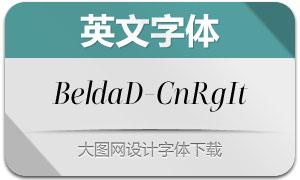 BeldaDidone-CnRgIt(英文字体)