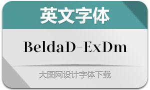 BeldaDidone-ExtendedDemi(Ó¢ÎÄ×Öów)