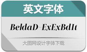 BeldaDidone-ExtExBdIt(Ó¢ÎÄ×Öów)