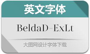 BeldaDidone-ExLt(Ó¢ÎÄ×Öów)