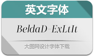 BeldaDidone-ExLtIt(Ó¢ÎÄ×Öów)