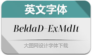 BeldaDidone-ExMdIt(Ó¢ÎÄ×Öów)