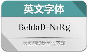 BeldaDidone-NrRg(英文字体)