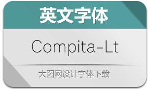 Compita-Light(英文字体)
