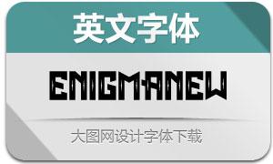 EnigmaNew(英文字体)