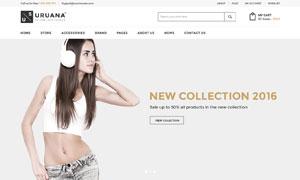 家具軟裝等產品網站頁面設計源文件