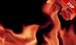 火苗元素后期適用高清圖片素材集V01