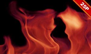 火苗元素后期適用高清圖片素材集V02