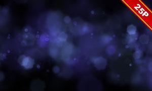 夢幻唯美光斑元素圖層疊加素材集V33