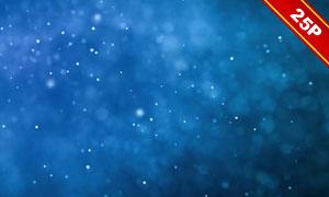夢幻唯美光斑元素圖層疊加素材集V36
