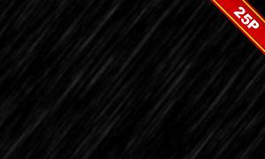 下雨情景后期合成適用疊加素材集V04