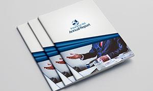公司企業畫冊版式設計模板源文件V03