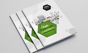 公司企業畫冊版式設計模板源文件V04