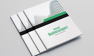 公司企業畫冊版式設計模板源文件V06