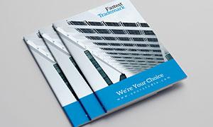 公司企業畫冊版式設計模板源文件V11