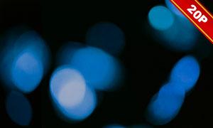 夢幻唯美光斑元素圖層疊加素材集V49
