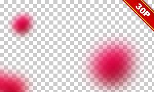 朦朧模糊元素圖層疊加用高清素材V02