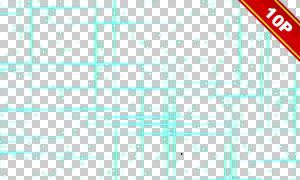 橫縱交錯科幻光效線條圖層疊加素材