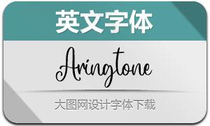 Aringtone(Ó¢ÎÄ×Öów)